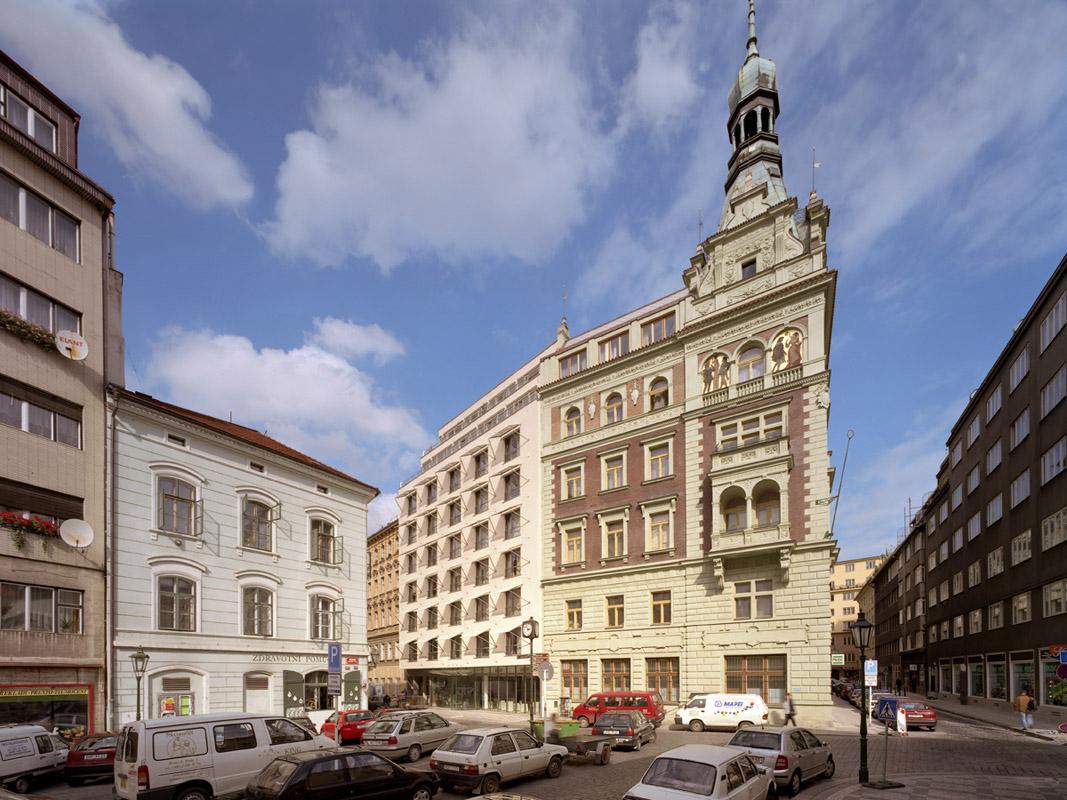 Hotel Josef, Praha, zdroj: www.ejal.com