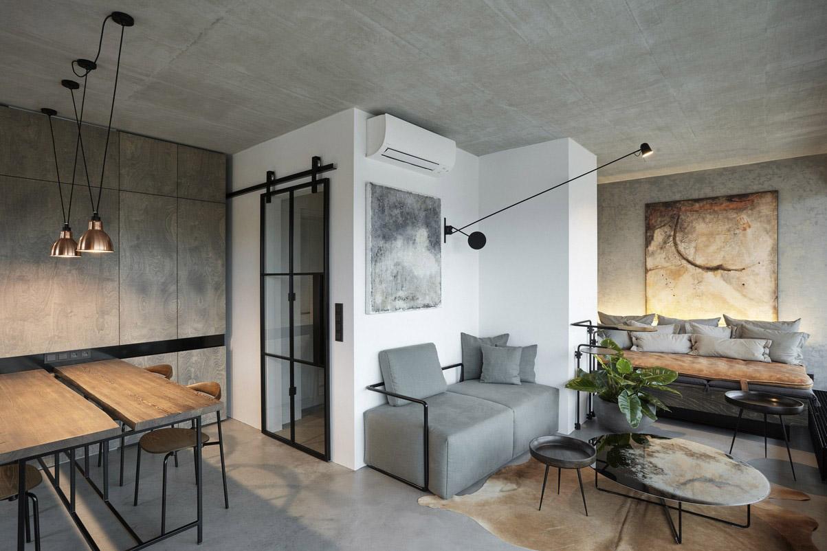 Absolutní vítěz a kategorie novostavba –Loft Hřebenky, Praha