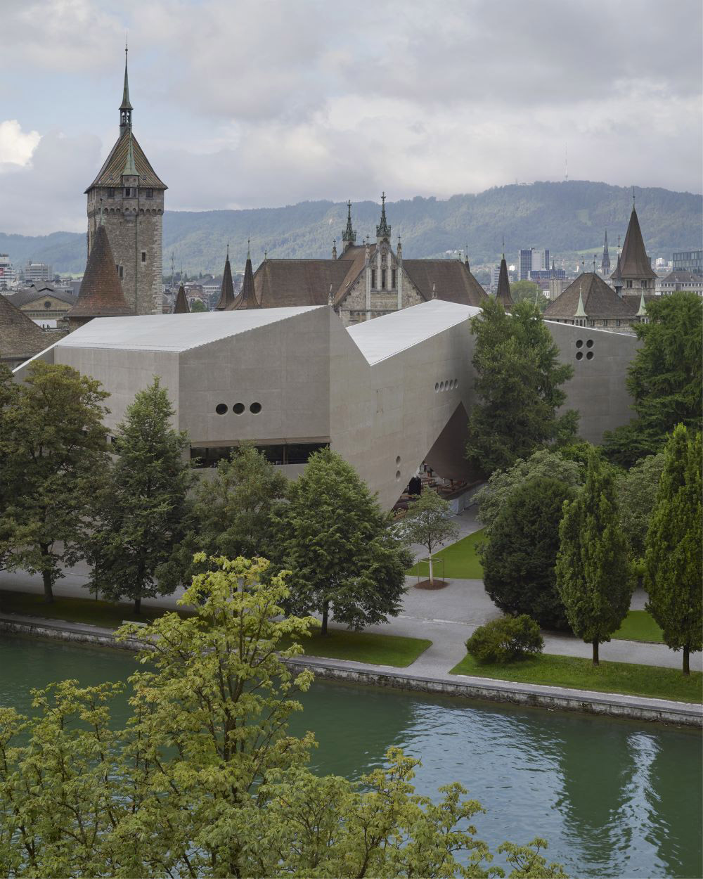 Muzeum Curych