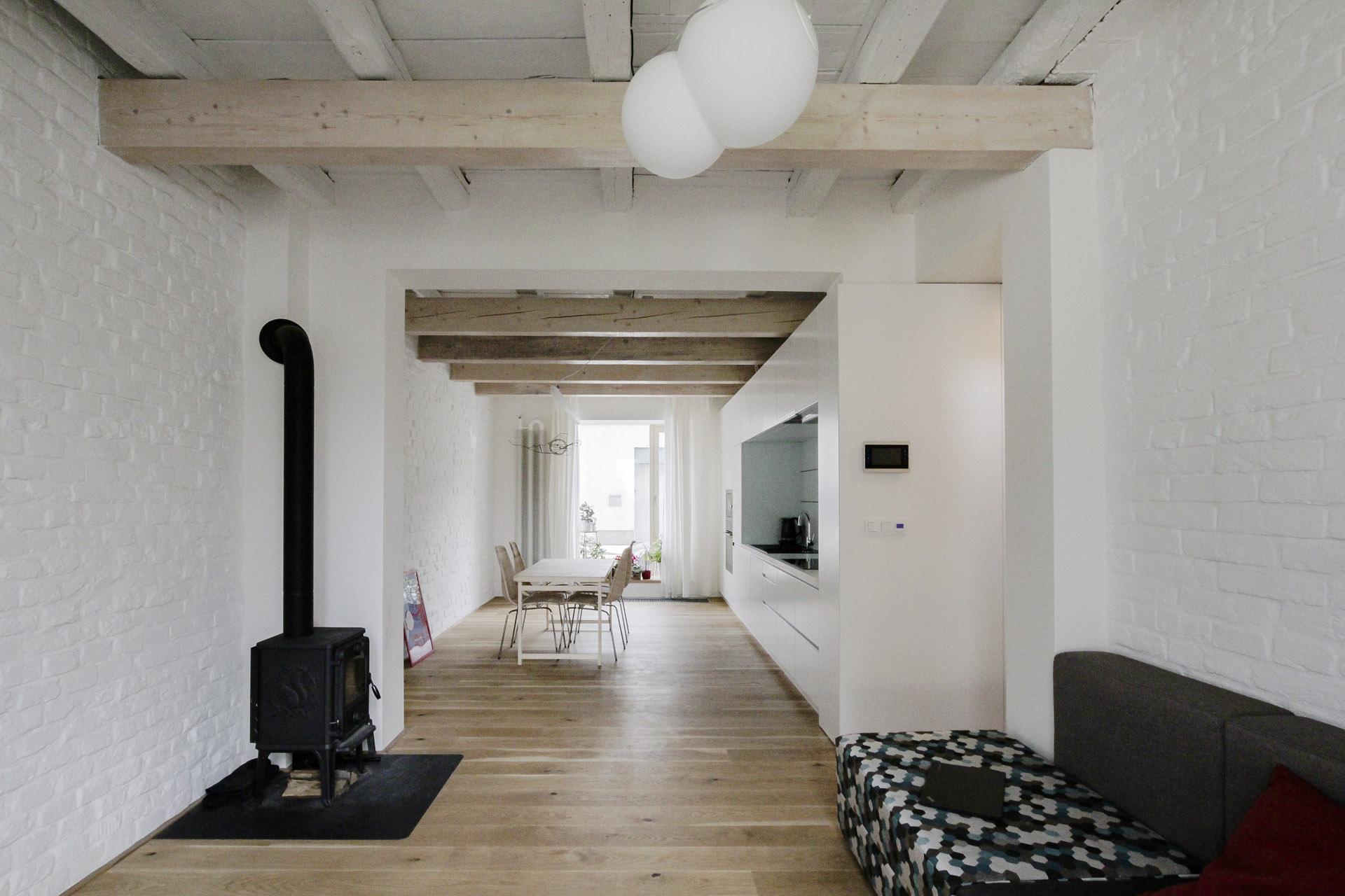 Realizace Atelieru Visage: Rodinný dům Jundrov