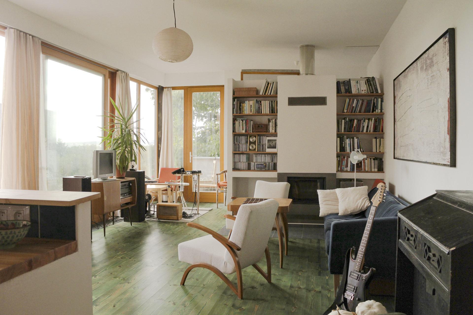 Realizace Atelieru Visage: Rodinný dům Tuřany